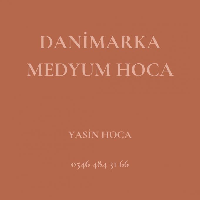 Danimarka Medyum Hoca